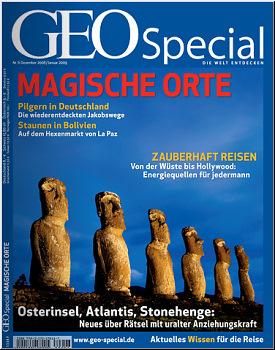 GEO Special Magische Orte